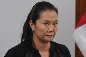 "Testimonio ""fantasma"" contra Keiko Fujimori"