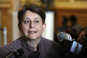 """Lourdes Alcorta reconoce que las conversaciones entre sus colegas son """"vergonzosas"""""""