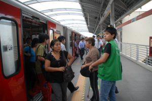 Metro de Lima: Capacidad operativa se reducirá 25 % por obras de ampliación