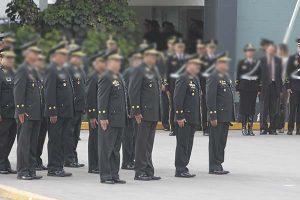 Reincorporán a generales PNP