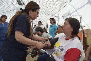 Minsa es reconocido por plan de contingencia implementado durante visita de papa Francisco