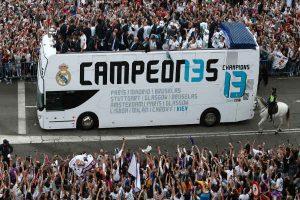 Champions League: Real Madrid recibió US$ 100 millones por temporada pasada