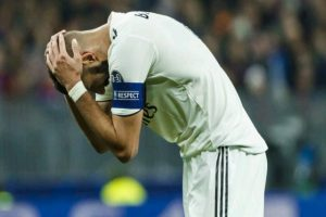 Champions League: Real Madrid vs. Ajax FC (1-4)