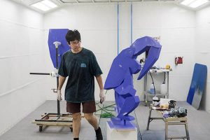 China desarrolla robot para rehabilitación