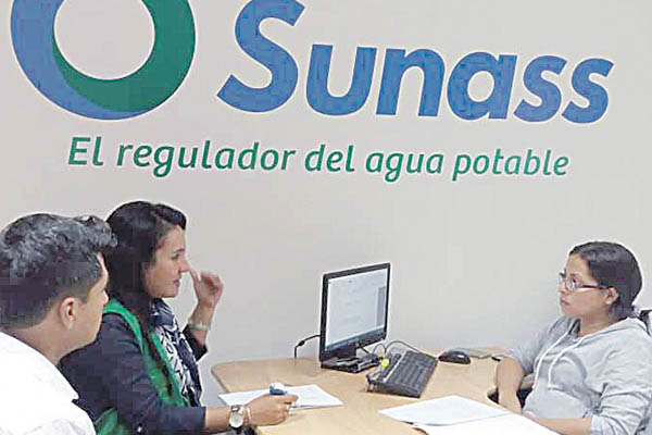 Sunass verifica requisitos de gerentes de EPS