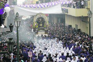 Señor de los Milagros: Metropolitano desviará rutas mañana y el viernes