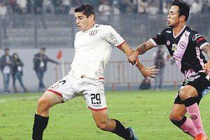 """Sport Boys enfrenta a la """"U"""" esta noche en el Estadio Nacional"""