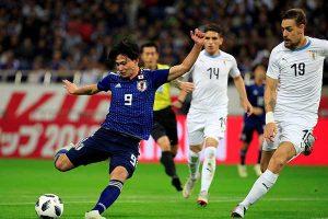 Japón vs Uruguay: Charrúas sufren su segunda derrota en esta fecha FIFA [VÍDEO]