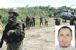 Vraem: Ataque terrorista deja un marino herido