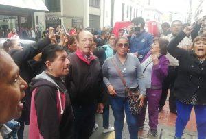Bomberos del Perú se declaran en estado de alertaante los sucesos políticos