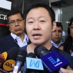 """Kenji Fujimori: """"Escuchar al pueblo no es hacer siempre lo que dice"""""""