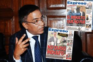 Roberto Vieira: Alberto Fujimori iba ser indultado en el 2016, pero Fuerza Popular no quiso