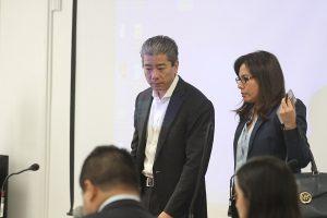 Jorge Yoshiyama admite falsos aportes