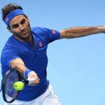 Finales ATP en Londres: Roger Federer clasifica para las semifinales por 15ª vez