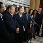 Frente Amplio pide a Uruguay que desestime pedido de asilo de Alan García  [VÍDEO]