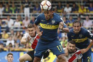 Boca y River igualan en la primera final de la Libertadores [VÍDEO]