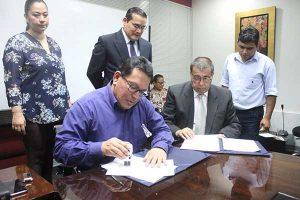 Instalan comisión de transferencia en el Callao