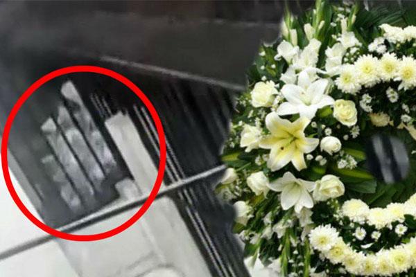 Extorsionadores envían coronas fúnebres a chalacos