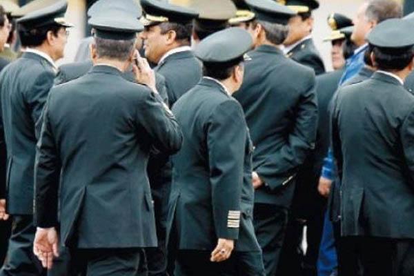 Mininter inició proceso sancionador a 10 efectivos policiales por faltas durante marchas contra gobierno de Manuel Merino