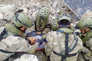 Perú y EE.UU. unen fuerzas ante posibles desastres