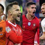 "Holanda, Suiza, Portugal e Inglaterra en el ""Final Four"""