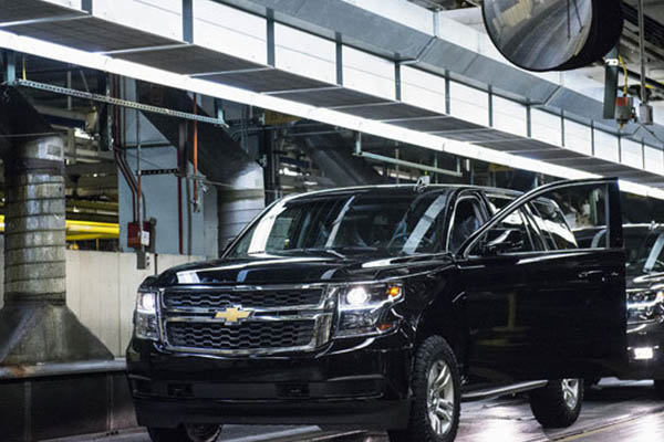 General Motors cerrará  siete factorías a nivel mundial