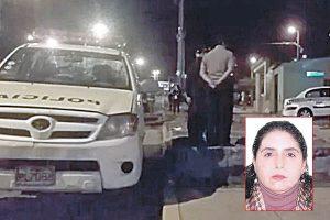Extraña muerte de mujer en vivienda de Ventanilla