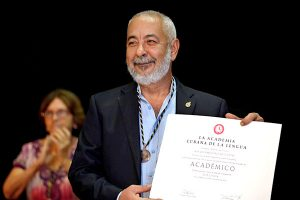 """Leonardo Padura prepara """"El clan disperso"""""""
