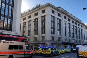 Londres: Dos heridos tras ataque con arma blanca en la sede de Sony Music
