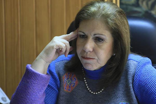 Lourdes Flores Nano sobre éxodo de PPKausas: «Es muy penoso» [VÍDEO]