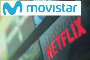 Movistar anuncia alianza con Netflix