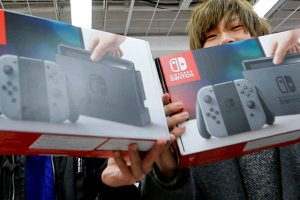 Nintendo Switch se agota en Japón