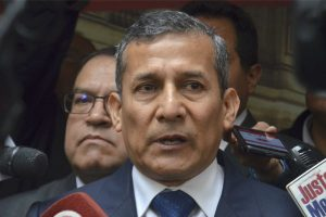 "Ollanta Humala: ""Ahora la usan (a Nadine Heredia) para blindar a Alan García y Keiko Fujimori"""
