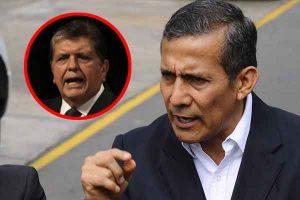 """Ollanta Humala: """"Alan García se está victimizando, no es un perseguido político"""""""