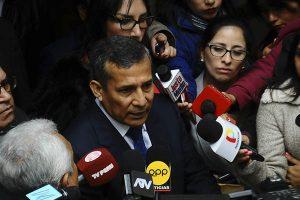 Opiniones divididas por las acusaciones contra Ollanta Humala