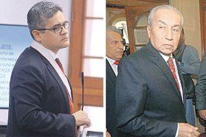 José Domingo Pérez vincula a Pedro Chávarry con el caso Cocteles