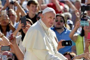 Papa Francisco visitará el Japón en el 2019