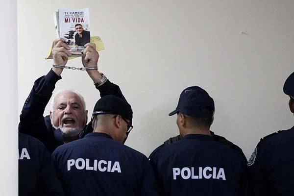 Detienen a dos hijos de Ricardo Martinelli