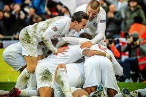 "Agónica clasificación de Inglaterra en la ""Final Four"""
