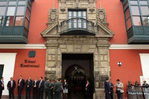 Tribunal Constitucional: Frente Amplio pide opinión a organismos extranjeros sobre proceso de selección