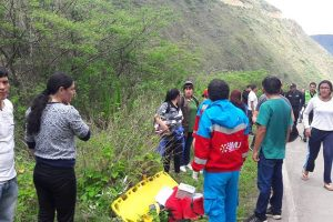 Chachapoyas: Accidente deja siete muertos