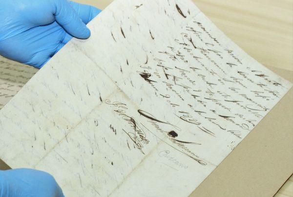 Carta de José de San Martín fue robada del Archivo General de la Nación