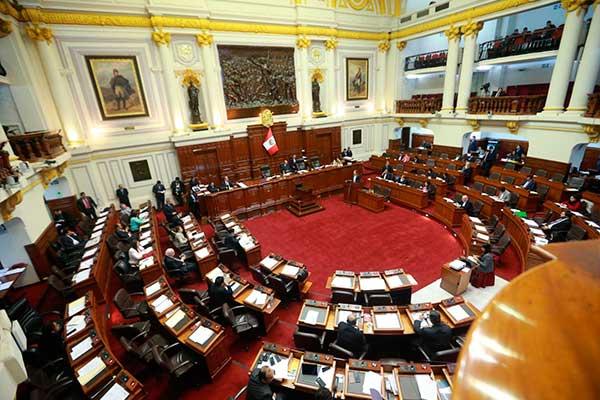 El Presupuesto 2019 fue aprobado por el Congreso