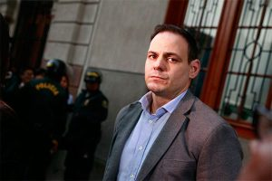 Mark Vito: Fiscalía solicitó impedimento de salida del país por 36 meses