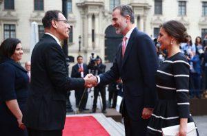 Felipe VI y Martín Vizcarra inaugurarán el foro económico