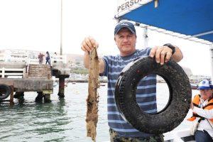 30 toneladas de basura fueron sacadas de todo el litoral peruano en 2 meses