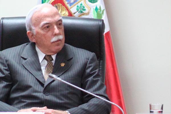 Presupuesto 2019: Carlos Tubino dice que el Mindef y Mininter necesitan más recursos