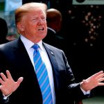 Trump presiona otra vez a China