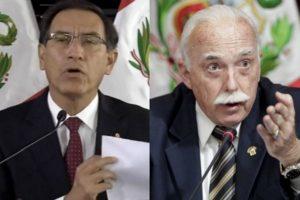 """Carlos Tubino sobre Martín Vizcarra: """"¿Ese es el presidente democrático del Perú?"""""""