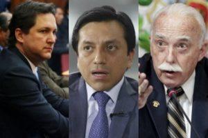 FP no está detrás de denuncia contra Daniel Salaverry, sostiene Carlos Tubino
